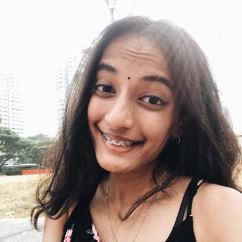 Babysitter Singapore: Shivaanii