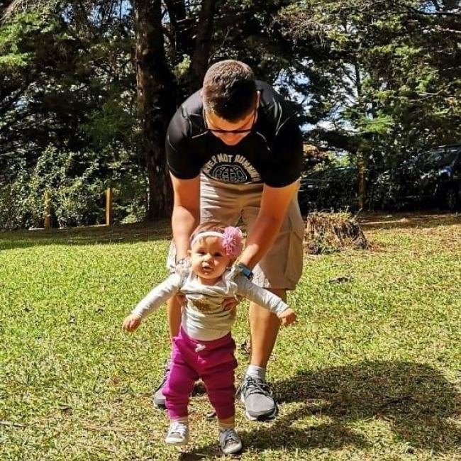 Trabajo de niñera en Heredia: FABIAN