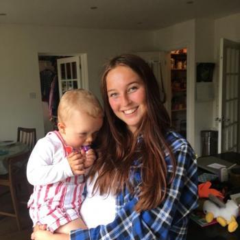 Babysitter Edinburgh: Rosanna