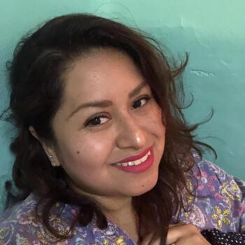 Babysitter Mexico City: Alejandra