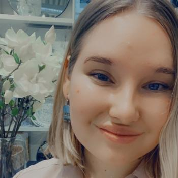 Lastenhoitaja Helsinki: Alina