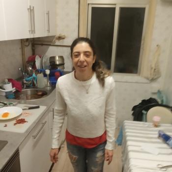 Trabajo de canguro en La Coruña: Cristina