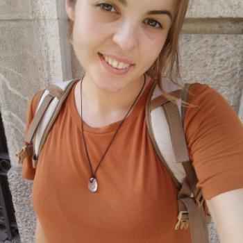 Niñera Barcelona: Irene