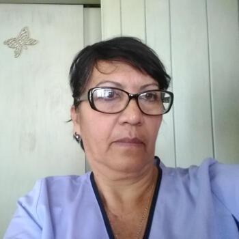 Niñera Texcoco: Bertha