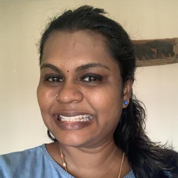 Babysitter in Singapore: Samutra Devj