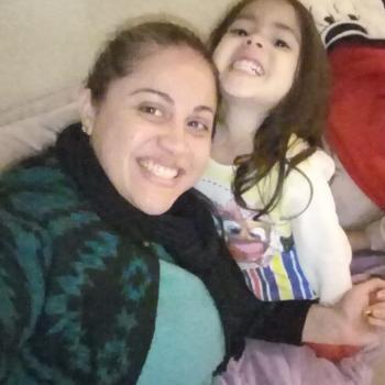 Emprego de babá em Rio Preto: emprego de babá Alessandra
