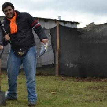 Babysitting job in Las Condes: babysitting job Rodolfo