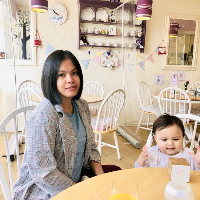 Babysitter in Portsmouth: Rahnia