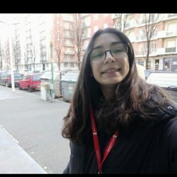Babysitter a Torino: Elena Figura