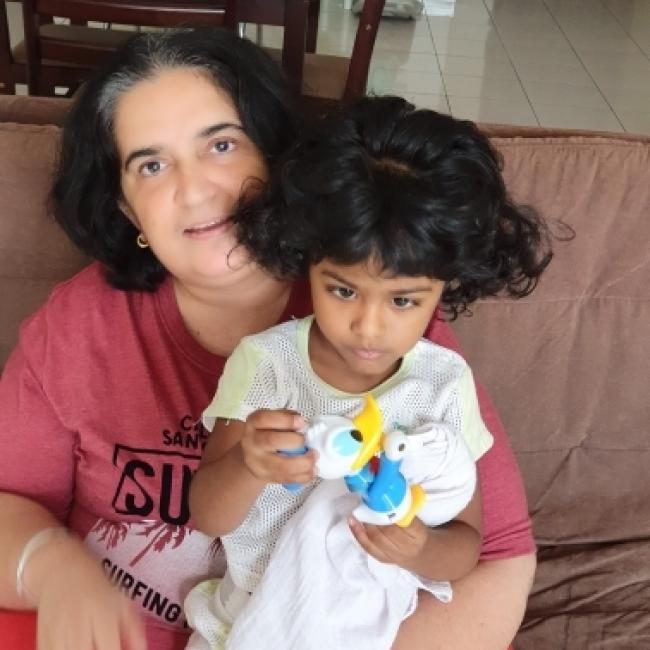 Pengasuh di Kuala Lumpur: Ranjit