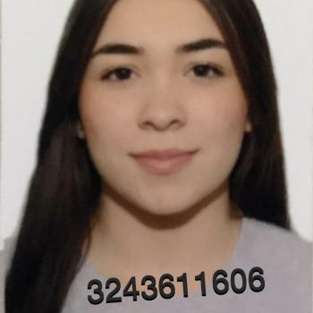 Babysitter in Medellín: Mariana Marin