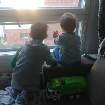 Förälder Kervo: barnvaktsjobb Svetlana
