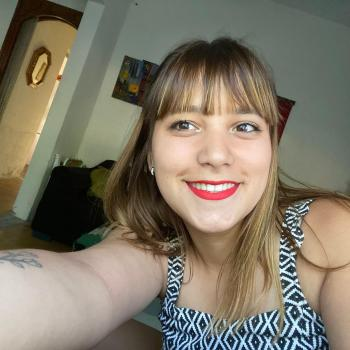 Babysitter in Montevideo: Abigail