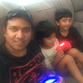 Parent Pukekohe: babysitting job Vivek