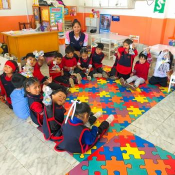 Babysitter in Tacna: Maria Elena