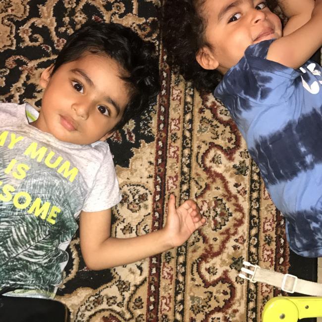 Babysitting job in Ilford: Sabia