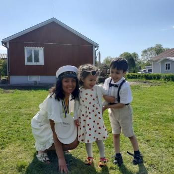 Barnvakt i Gävle: Lina