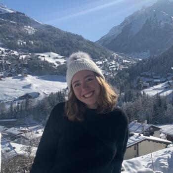 Baby-sitter in Lyon: Elsa