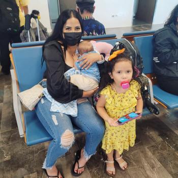 Trabajo de niñera en Tijuana: trabajo de niñera Margarita