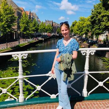 Oppas in Leiden: Josephine