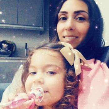 Família Leiria: Trabalho de babysitting Prescilla