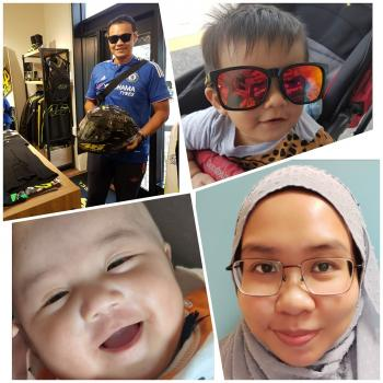 Babysitting job in Singapore: Nur