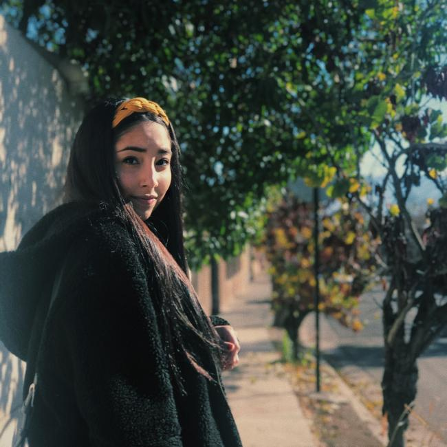 Babysitter in Los Andes: Consuelo