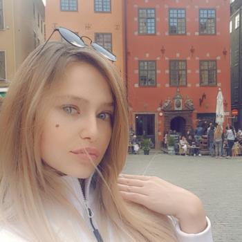 Babysitter Stockholm: Maja