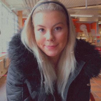 Babysitter in Uddevalla: Rosalie