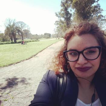 Babysitter Montevideo: Maria Alejandra