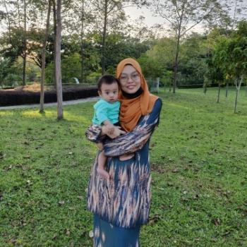 Babysitting job in Semenyih: babysitting job Amira