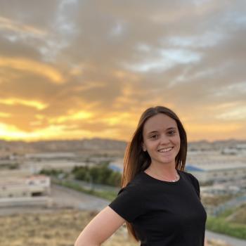 Niñera en Lorca: Naomi