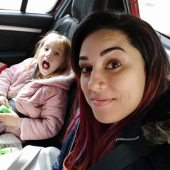 Nanny in Mataró: Priscila