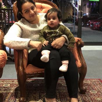 Babysitting job in Canberra: babysitting job Geetika