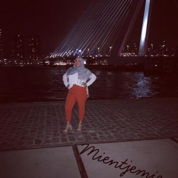 Oppas Rotterdam: Yasmina