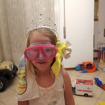 Babysitting job in Florence: babysitting job Darya