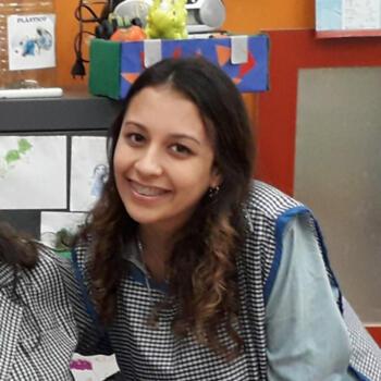 Babysitter in Montevideo: María Victoria