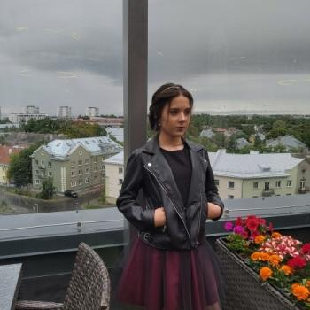 Lapsehoidja Tallinn: Nastja