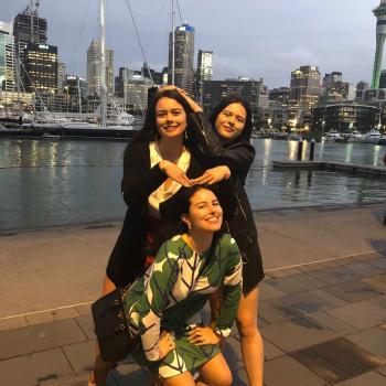 Babysitter Auckland: Ati