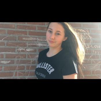 Gastouderbureau Hellevoetsluis: Nikki(13)