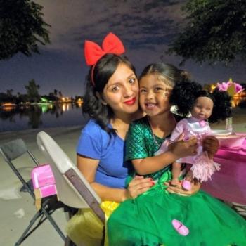 Babysitter Laveen: Adriana