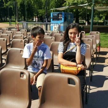 Baby-sitter Vernier: Rokhsar