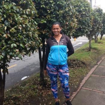 Niñera Bogotá: Zulitma