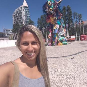 Babysitter Lisboa: Priscila