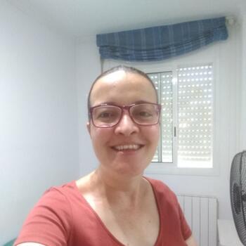 Niñera en El Prat de Llobregat: Claudia