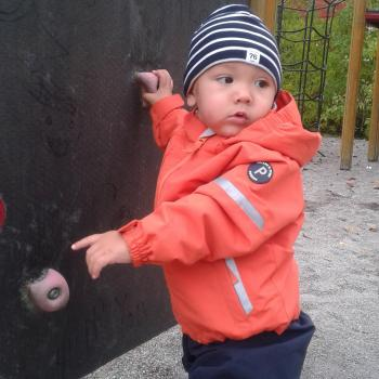 Babysitting job in Ljusne: Michu