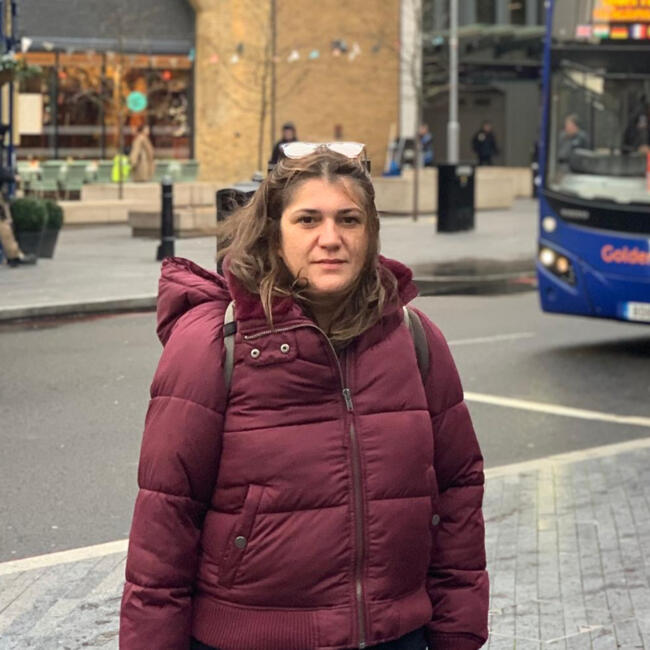 Babysitter in London: Rosangela