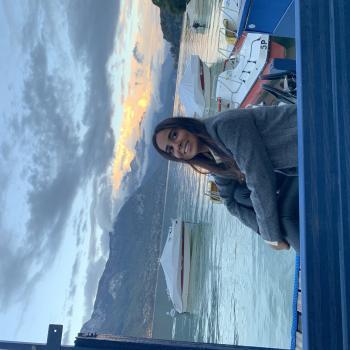 Babysitter in Antibes: Nawelle