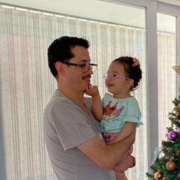 Babysitting job in Santiago: babysitting job César