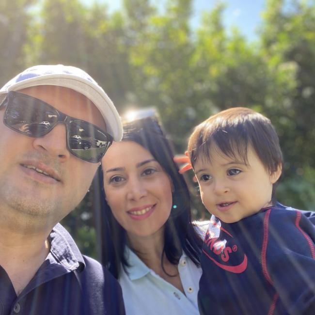 Babysitting job in Sydney Olympic Park: Sahar
